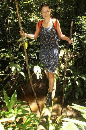Reserva Natural Palmari: Путешествие по джунглям