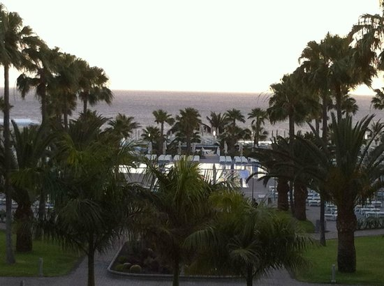 ClubHotel Riu Gran Canaria : View from balcony