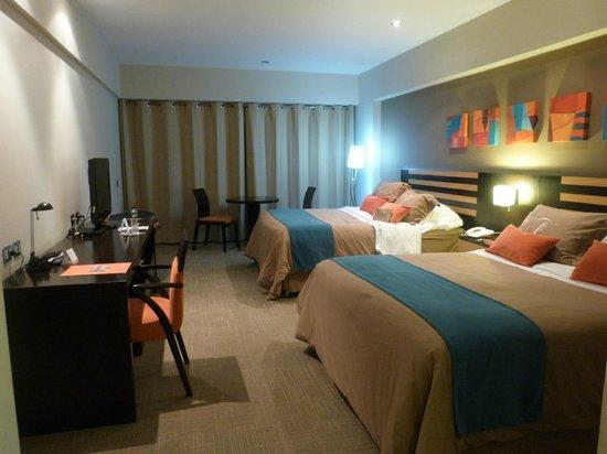 Foresta Hotel Lima: Dormitorio