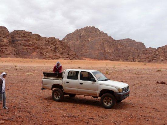 Bedouin Advisor Camp: Toyota
