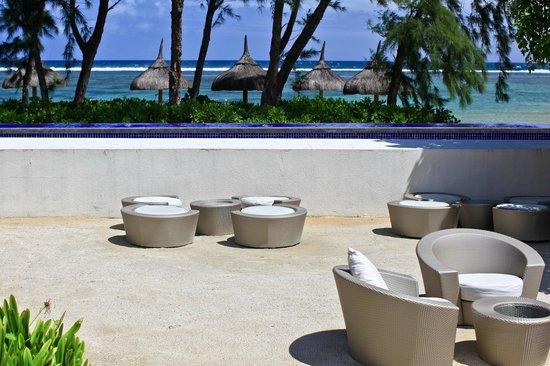 Sofitel So Mauritius: Kenzo touch.