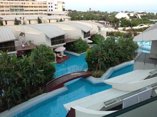 Cornelia Diamond Golf Resort & Spa: Views