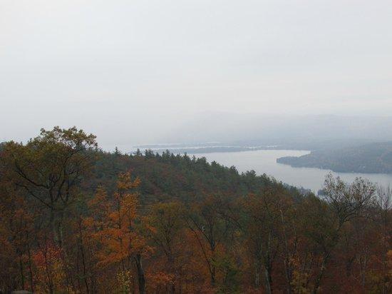 Adirondack Sunrise Motel & Cabins : Prospect Mountain hike 2013