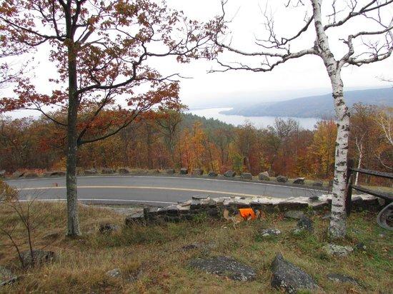 Adirondack Sunrise Motel & Cabins: Prospect Mountain hike 2013