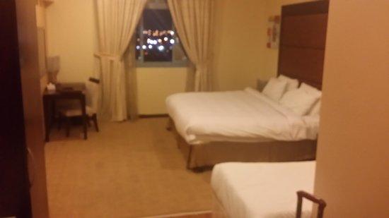 Palazzo Hotel: bedroom