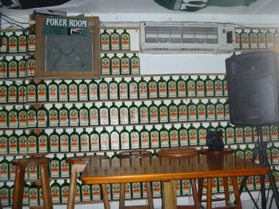 Pedro's Hotel: Wall of Jaeger