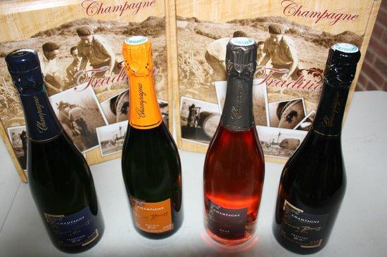 Champagne Francois Bouvy et Fils
