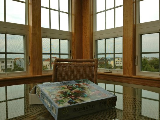 Advice 5 Cents, a bed & breakfast: Relax and Enjoy the View from the Ship's Tower