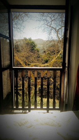 Inn Albergeria Bica-Boa: View from the window