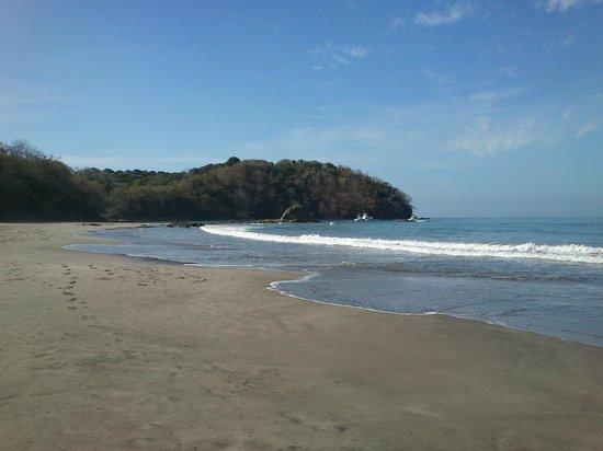Hotel Leyenda: Amanecer en playa Carrillo
