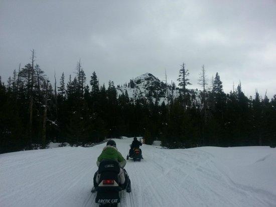 Lake Tahoe Adventures & Nevada Adventure Company: Hope Valley