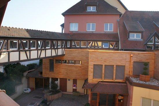 Hostellerie des Châteaux & Spa : spa piscine