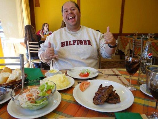 Rick's: meu amigo Alessandro aprovou