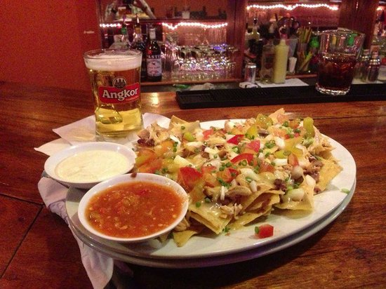 Maybe Later : Nachos until 2 AM.