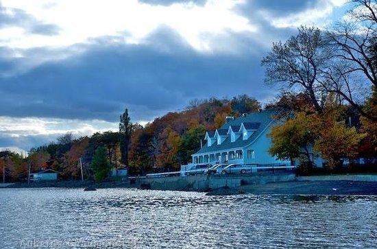 Saint-Francois-de-l'Ile-d'Orleans, Kanada: L'Auberge Chaumonot