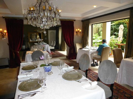 The Residence Boutique Hotel : Dining room