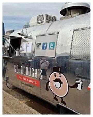 Gourdough's Airstream