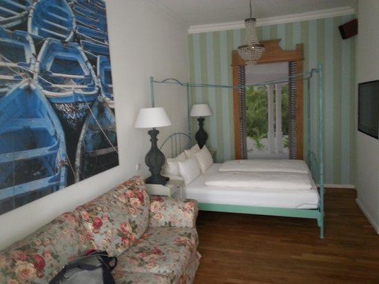 Ackselhaus: room