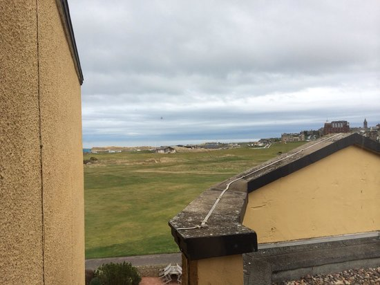 Old Course Hotel, Golf Resort & Spa: View from our room