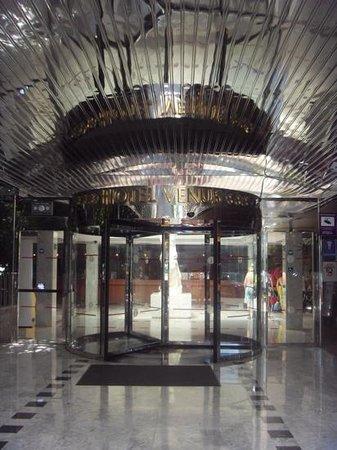 Servigroup Venus: entrance