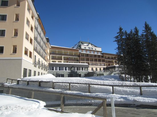 Waldhotel National