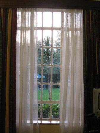 Boni Homestay: Blick in den Garten