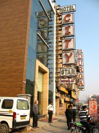Hotel City Star: Extérieur