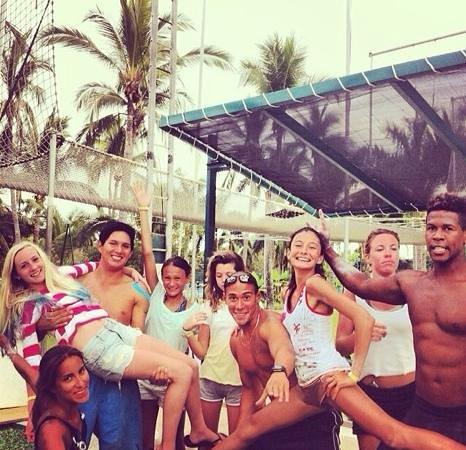 Club Med Ixtapa Pacific : Circus TEAM !! LOVE YOU !!