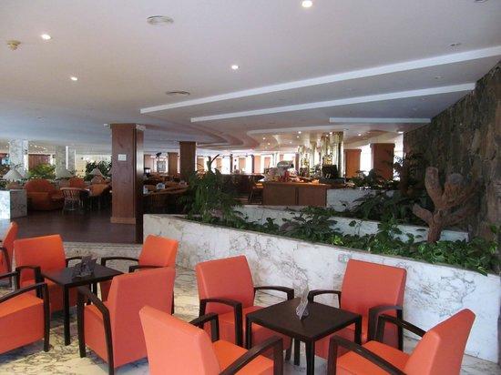 Maspalomas Princess Hotel: piano lounge/bar