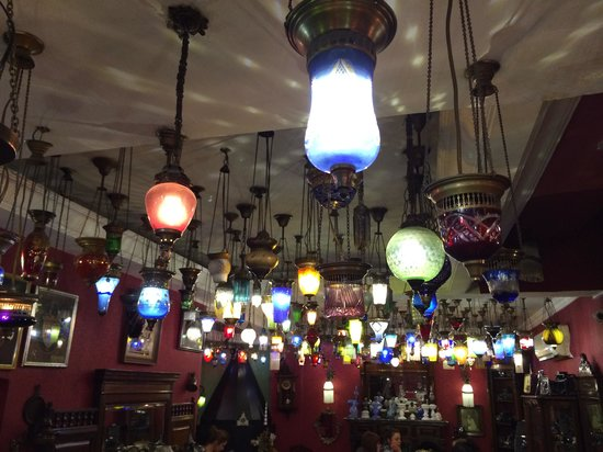 Kybele Cafe Restaurant: Kybele