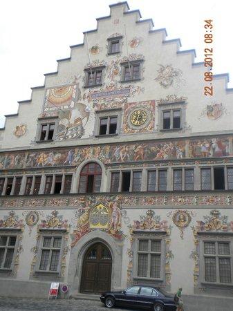 Jugendherberge Lindau: Edificio storico del centro di Lindau