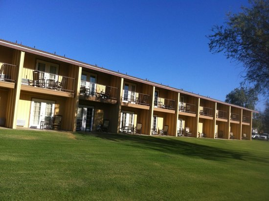 Furnace Creek Inn and Ranch Resort: Les chambres