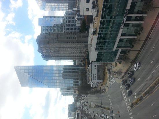 InterContinental Buckhead Atlanta : hotel view
