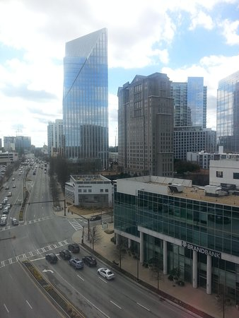 InterContinental Buckhead Atlanta: hotel view