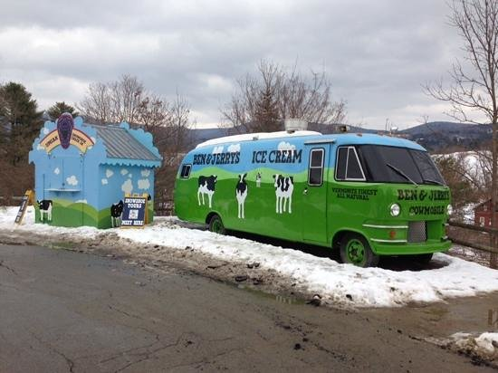 Stowe Mountain Lodge: Ben and Jerry's
