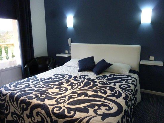 Hotel Cote Jardin : intérieur chambre