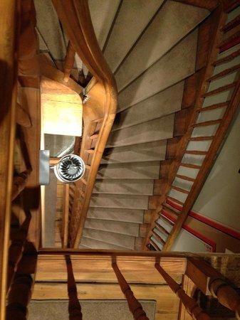 Dome Hotel & SPA - Relais & Chateaux: L'escaler