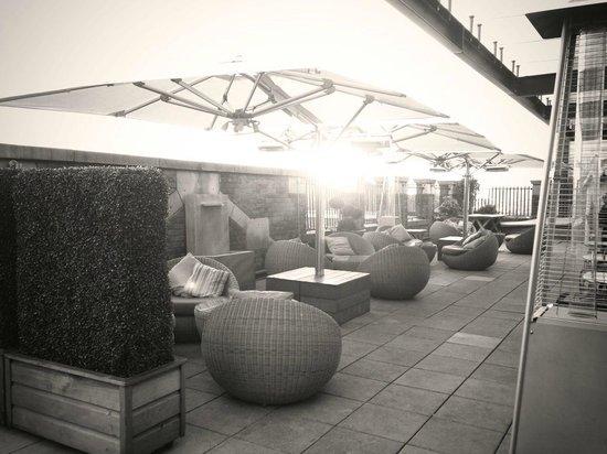 Great John Street Hotel : Roof Terrace