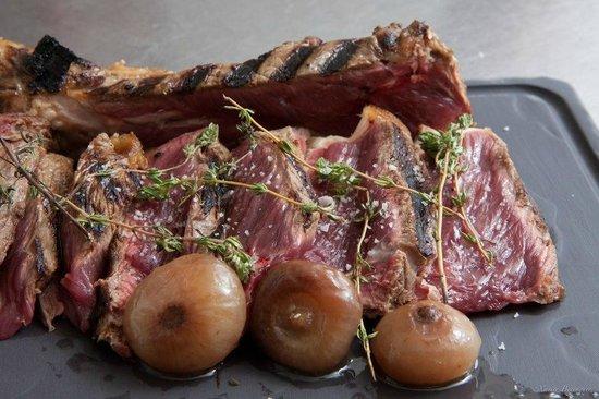 Le Terminus : le bœuf charolais à l honneur