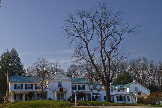 Malabar Farm State Park: Malabar Farm, The Big House