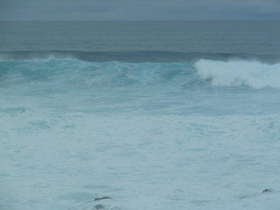 Ho'okipa Beach Park: 15'-20' swells