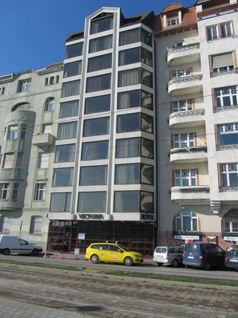 Boutique Hotel Victoria Budapest : Hotel Victoria