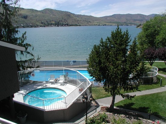 Darnell's Lake Resort: Pools