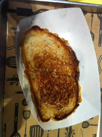 Photo of American Restaurant Melt Shop 26 St at 55 W 26th St, New York, NY 10010, United States