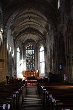 St. Michael's Parish Church: jawdropping interior