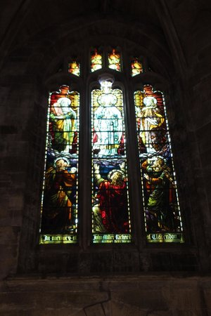 St. Michael's Parish Church: more stained glass