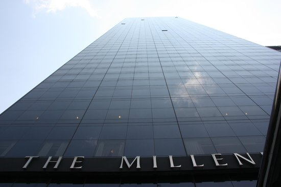 Millennium Hilton New York Downtown: Vue du Bas