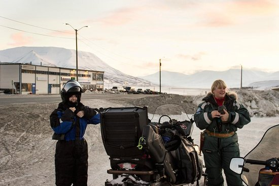 Spitzbergen Adventures: Lovely Doreen