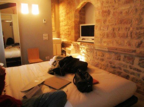 Nun Assisi Relais & Spa Museum: Our room