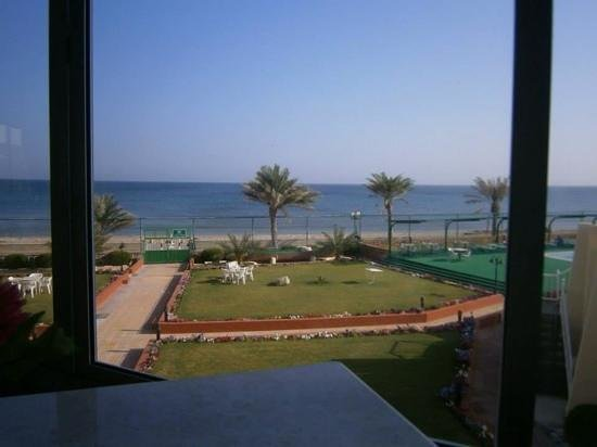 Resort Sur Beach Holiday: View from dining room.
